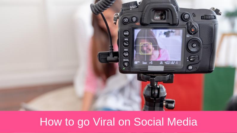 How to go Viral on Social Media
