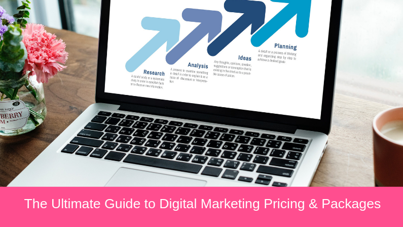 The Ultimate Guide to Digital Marketing Pricing & Packages [2019]