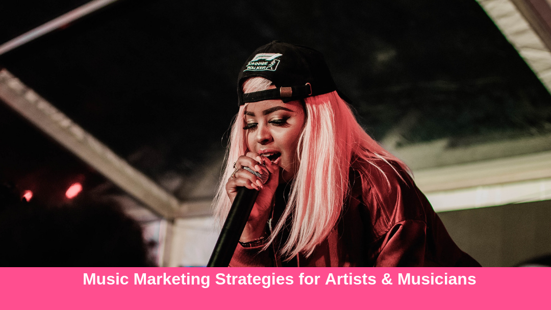 14 Music Marketing Strategies & Tips for the Perfect Plan