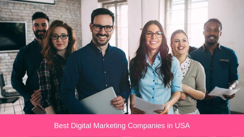 Best Digital Marketing Companies in USA