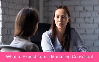 What to Expect When Hiring a Marketing Consultant