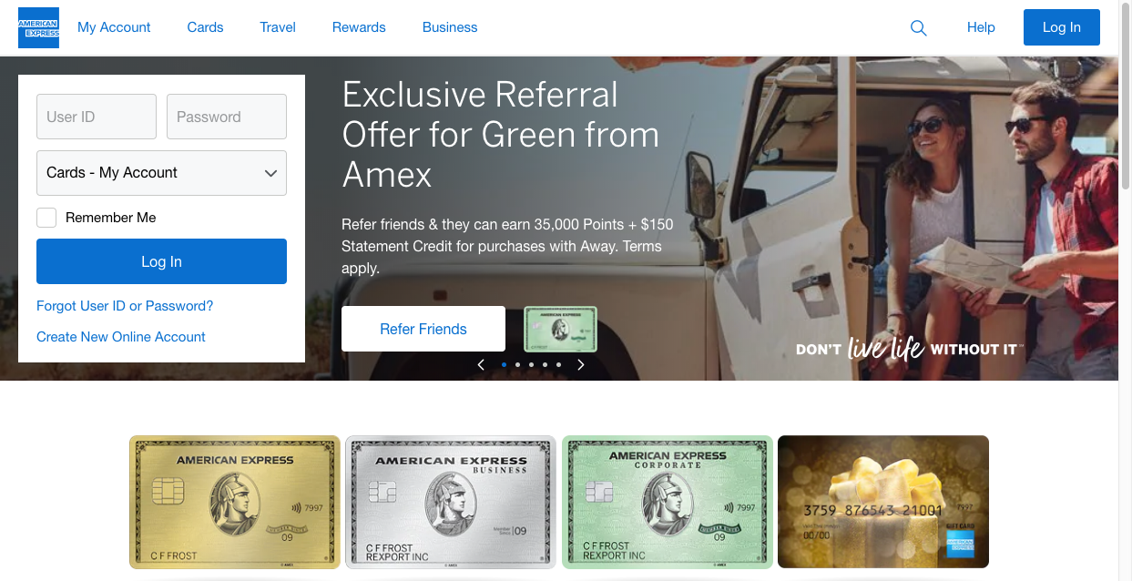 companies with the best digital marketing campaigns american express