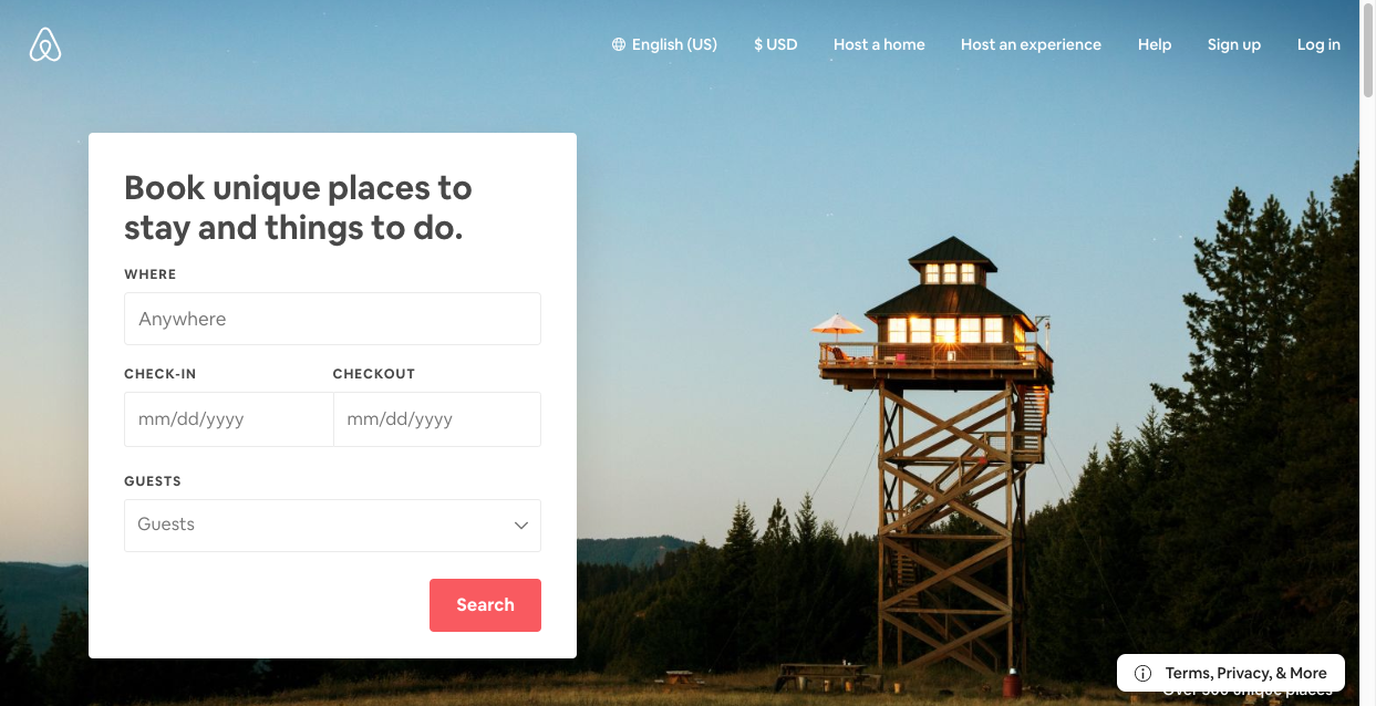 companies with the best digital marketing campaigns airbnb