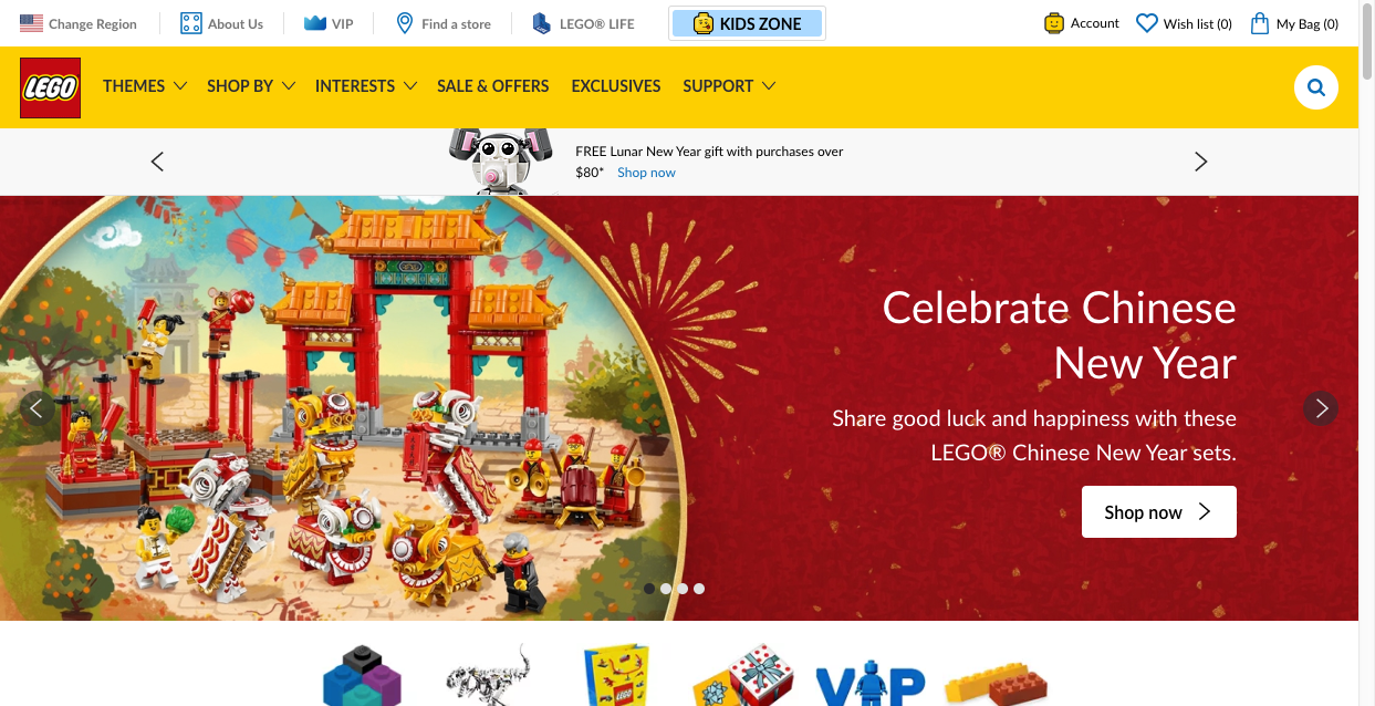 companies with the best digital marketing campaigns lego