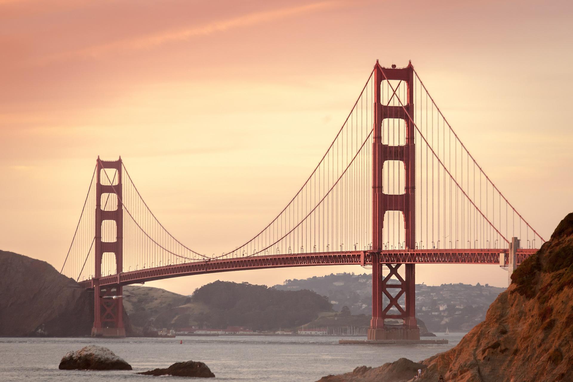 Golden Gate Bridge Bay Area